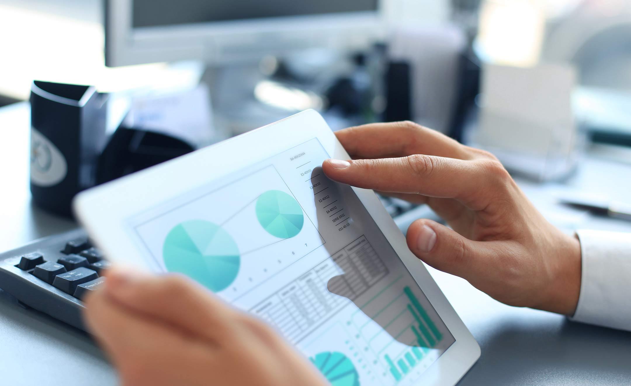 POSデータ分析のイメージ画像